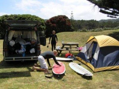 Rockinvans Surfing
