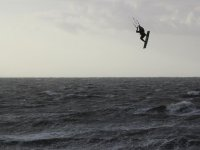 Kitesurfing is a very exciting sport!