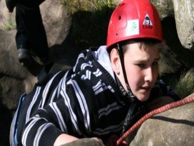 Carlton Lodge Outdoor Climbing