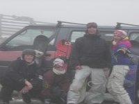 Snowy journey