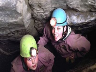 Carlton Lodge Outdoor Caving