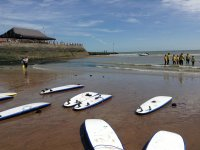 One of our surf lessons