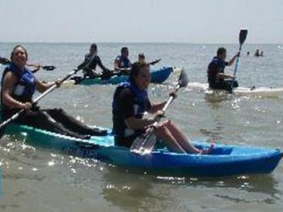 Kent Surf School Kayaking