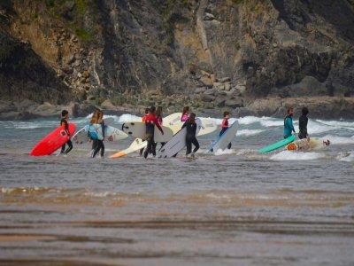 Escuela de Surf Laga Campamentos de Surf