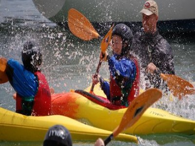 Island Youth Water Activities Centre Kayaking