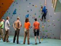Bouldering instruction