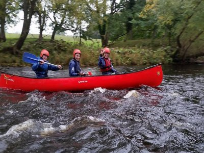 East Barnby Outdoor Centre Canoeing