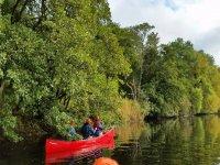 Canoeing for primary children: