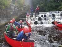 Canoeing for secondary: