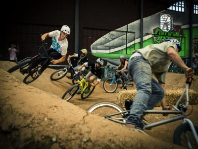 Green Indoor Park BTT