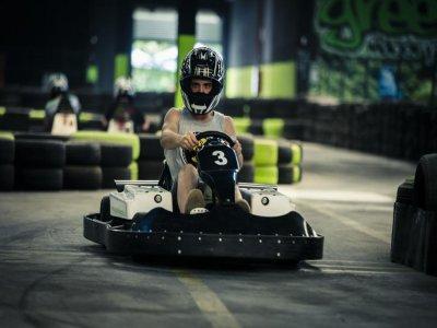 Green Indoor Park Karting