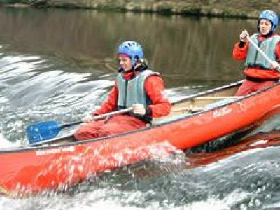 Bewerley Park Outdoor Education Centre Kayaking