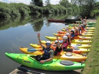 Try the challenge of Rafting.