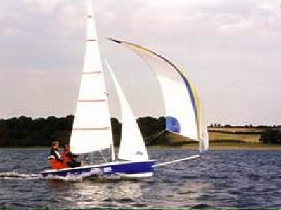 Bewerley Park Outdoor Education Centre Sailing