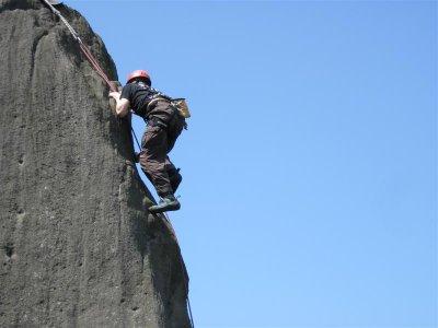 Bewerley Park Outdoor Education Centre Climbing