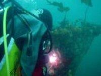 Underwater discovering