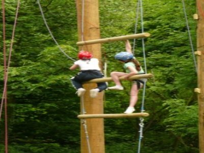 Plas Power Adventure Canopy