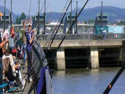Cardiff Bay Water Activity Centre Fishing