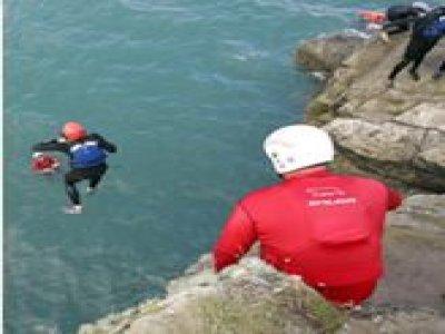 Hotrockclimbs Coasteering