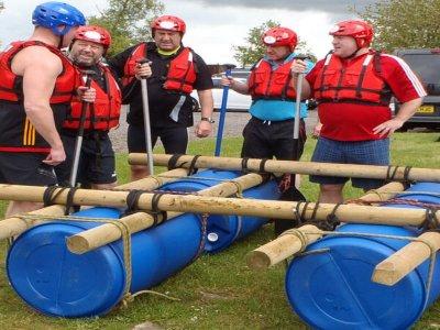 Alfresco Adventures Rafting