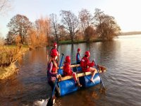 Rafting in North Yorkshire