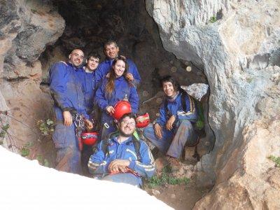 Geoventur Espeleología