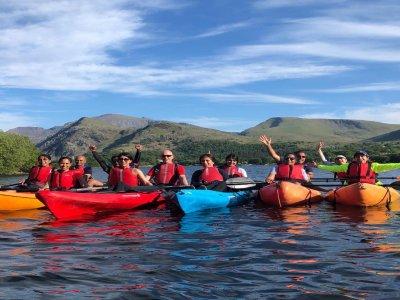 Adventurous Ewe Kayaking