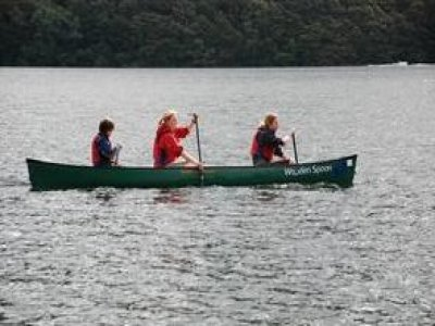 YMCA National Centre Lakeside Canoeing