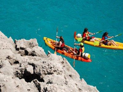 Menorca Estaciones Náuticas Canoas