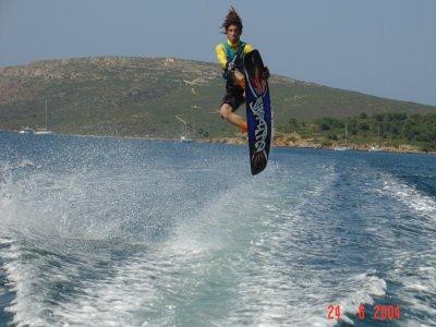 Menorca Estaciones Náuticas Esquí Acuático
