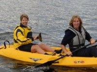 Half Day Double Sit-on-Top Kayak Hire
