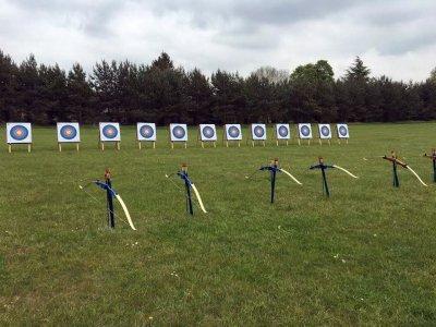 Explore 4x4 Archery