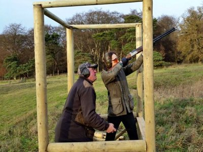 Explore 4x4 Clay Pigeon Shooting