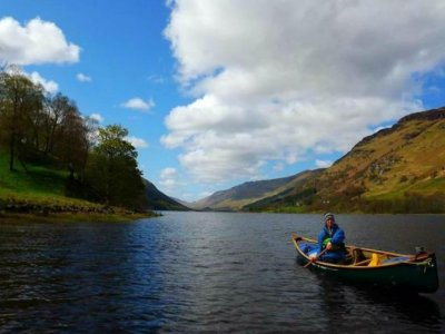 Half Day Canoe Hire Bowness on Windermere
