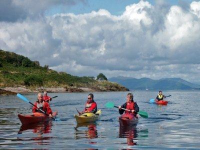 Cumbrae Kayaking