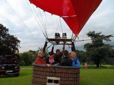 Airborne Balloon Flights East Sussex
