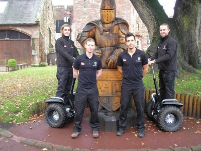 The Event Station Segway