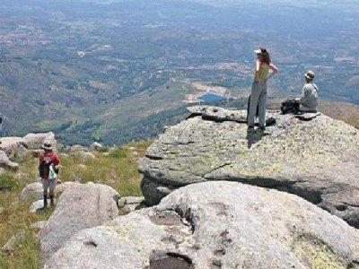 Los Tres Picos de la Vera