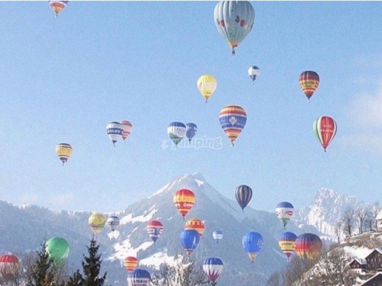 Beautiful balloons