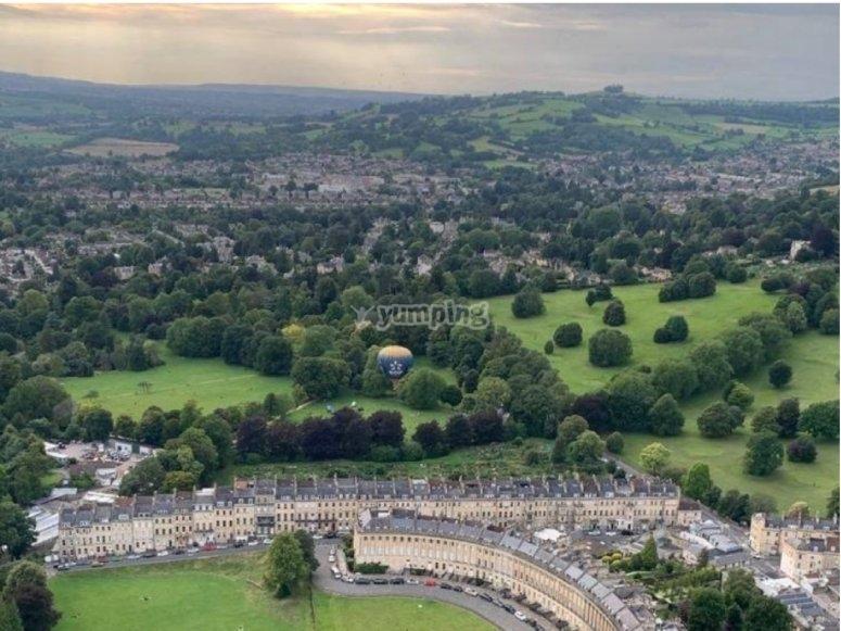 Bath's views