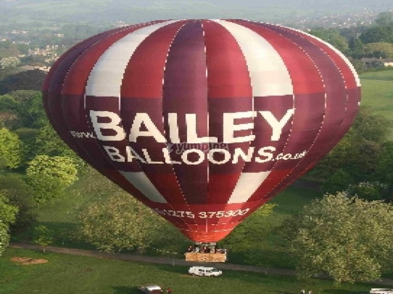 The Bailey Balloon