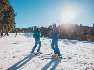 Edelweiss Escola d'esqui i Snowboard Esquí