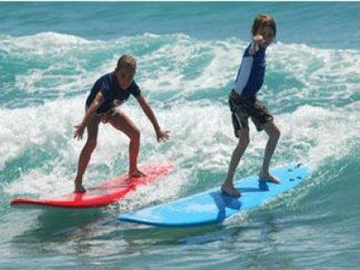Uretan Basque Surf Center Campamentos de Surf