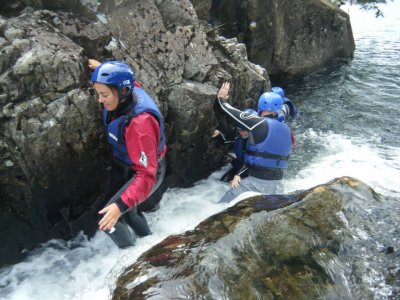 Northern Outdoor Canyoning