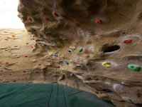 Bouldering space