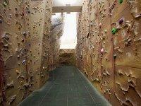 Climbing hallway