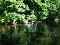 Canoeing is a great way to experience the outdoors