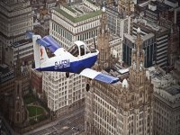 Beautiful sights with Liverpool Flying School