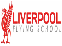 Liverpool Flying School Logo