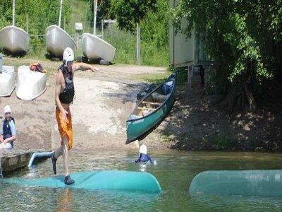 Taste for Adventure Centre Canoeing